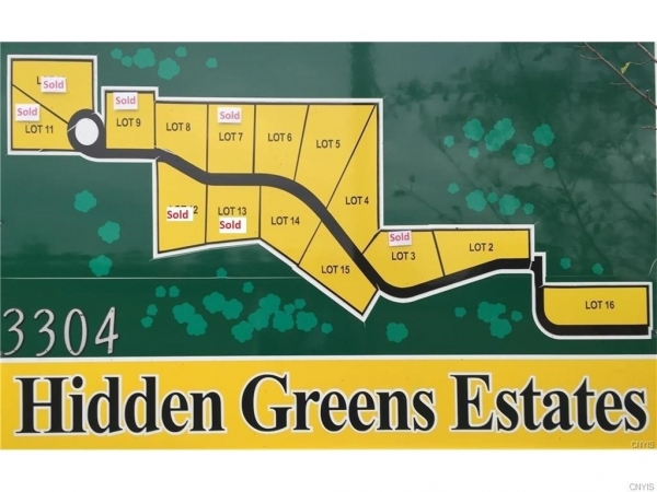 Listing Image #2 - Land for sale at 22 Hidden Greens RD, Brutus NY 13166