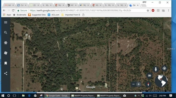 Listing Image #1 - Land for sale at 31680 BERMONT ROAD, PUNTA GORDA FL 33982