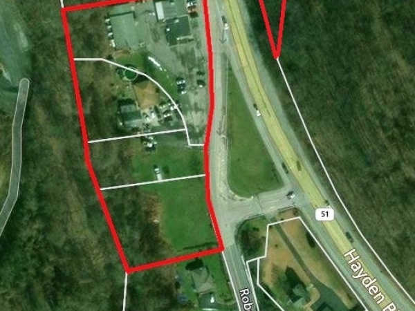 Listing Image #1 - Multi-Use for sale at 8800 Roberts Hollow Road, Elizabeth PA 15037