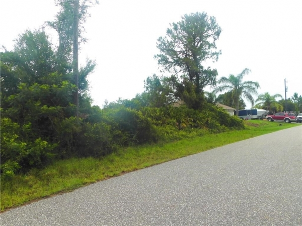 Listing Image #3 - Land for sale at OHIO ROAD, NORTH PORT FL 34291