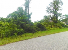 Listing Image #2 - Land for sale at OHIO ROAD, NORTH PORT FL 34291