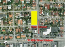 Land for sale in Hialeah, FL