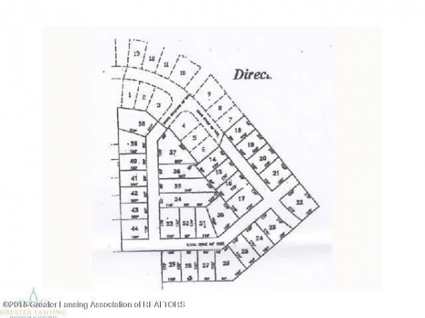 Listing Image #1 - Land for sale at 1479 Tessa Drive, Dansville MI 48819