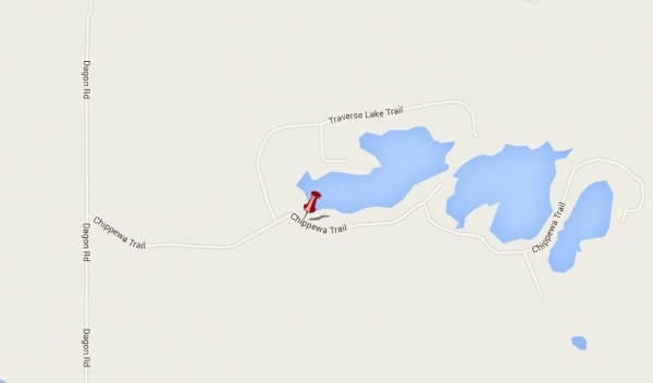 Listing Image #2 - Land for sale at Chippewa Trail Lot 65, Johannesburg MI 49751