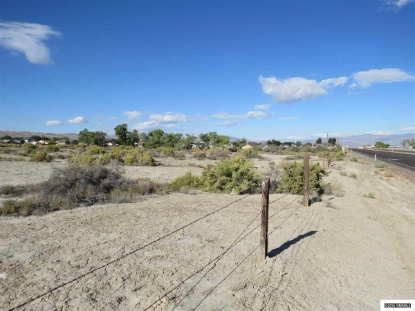Listing Image #1 - Land for sale at 4255 E E Hwy 50, Fernley NV 89408