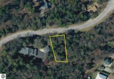 Listing Image #2 - Land for sale at Lot 101 N Knollwood Drive, Northport MI 49670