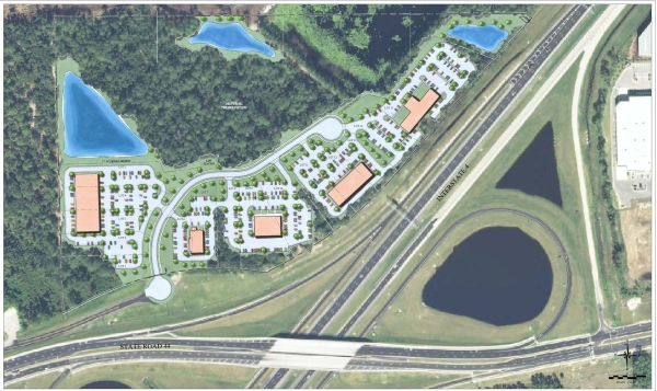 Listing Image #1 - Land for sale at 2901 E. New York Avenue, Deland FL 32724
