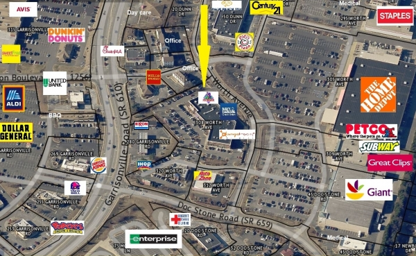 Listing Image #4 - Retail for sale at 308 Worth Avenue, Stafford VA 22556