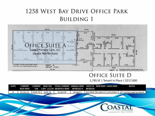 Listing Image #3 - Office for sale at 1258 West Bay Drive, Largo FL 33770