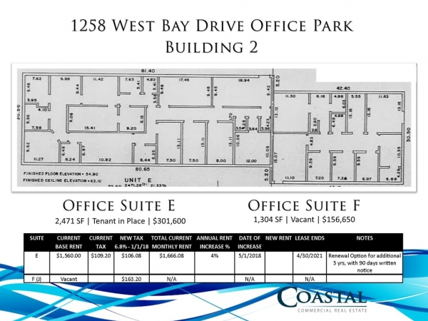 Listing Image #5 - Office for sale at 1258 West Bay Drive, Largo FL 33770