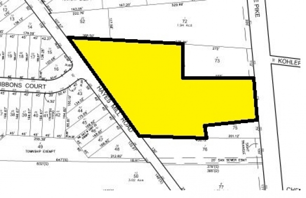 Listing Image #1 - Land for sale at 479 White Horse Pike, Atco NJ 08004