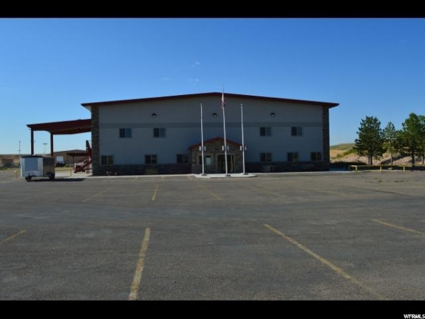 Listing Image #1 - Industrial for sale at 5053 S 4625 E, Vernal UT 84078