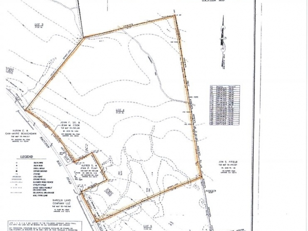 Listing Image #1 - Land for sale at Lot 4 Raccoon Hill, Andover NH 03216