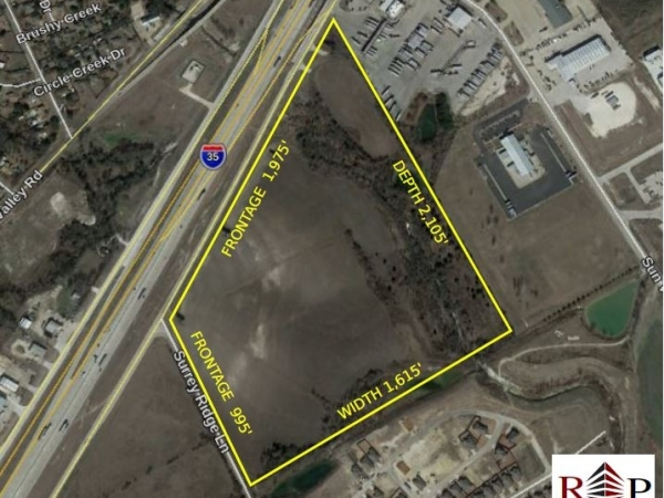 Listing Image #1 - Land for sale at IH 35, Robinson TX 76706