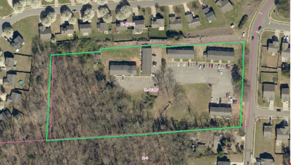 Listing Image #1 - Multi-family for sale at 6647 Rumple Road, Charlotte NC 28262