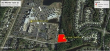 Listing Image #1 - Land for sale at 252 Myrtle Trace Drive, Conway SC 29526