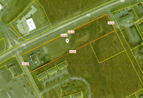 Listing Image #2 - Land for sale at 89 Oak Street, Mount Pocono PA 18344