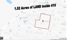 Listing Image #1 - Land for sale at 5511 Hayden Dr, San Antonio TX 78242