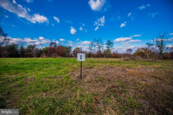 Listing Image #1 - Land for sale at LOT Lot 1 Highland Ridge Road, Berkeley Springs WV 25411