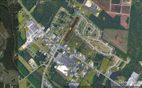 Listing Image #1 - Land for sale at Cultra Rd., Conway SC 29526
