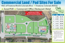Listing Image #1 - Land for sale at NEC of Firestone Blvd & Colorado Blvd., Firestone CO 80520