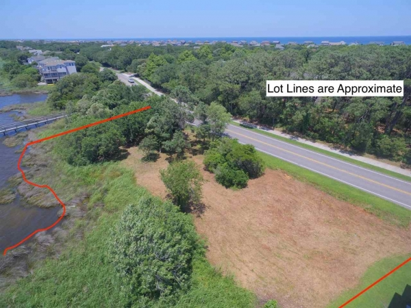 Listing Image #3 - Land for sale at 1454 Duck Road, Duck NC 27949