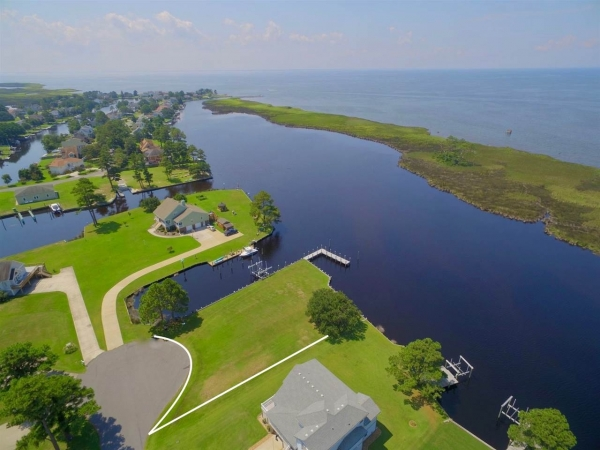 Listing Image #1 - Land for sale at 4152 Dowdy Lane, Kitty Hawk NC 27949