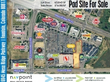 Land for sale in Fountain, CO