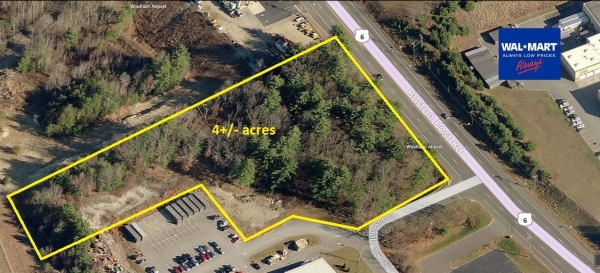 Listing Image #1 - Land for sale at 10 Industrial Park Drive, Windham CT 06256
