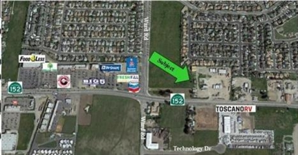 Listing Image #1 - Multi-family for sale at 2532 E Pacheco Blvd, Los Banos CA 93635