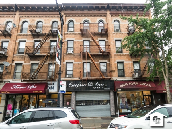 Listing Image #1 - Multi-Use for sale at 7407 5th Ave, Brooklyn NY 11209
