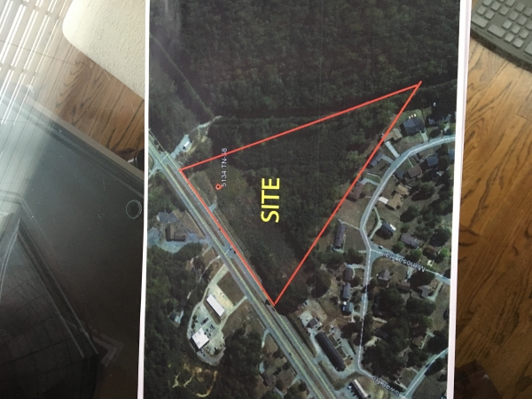 Listing Image #1 - Land for sale at 5120 Hwy 58, Chattanooga TN 37416