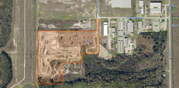 Listing Image #1 - Land for sale at 1585 Centennial Blvd, Bartow FL 33830