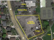Listing Image #1 - Land for sale at Restaurant / Retail Site - La Grange Park, La Grange Park IL 60526
