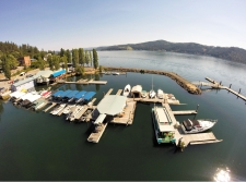 Listing Image #1 - Resort for sale at 250 West Harrison st, Harrison ID 83833