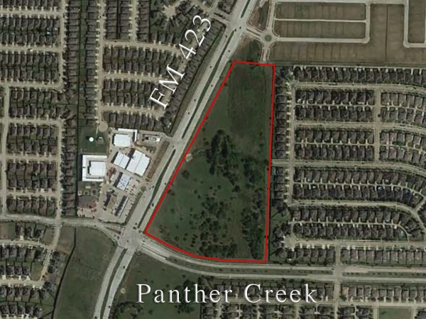 Listing Image #1 - Land for sale at Panther Creek and FM 423, Frisco TX 75034