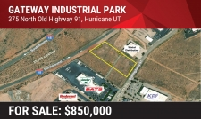 Listing Image #1 - Land for sale at 389 North Old  Highway 91, Hurricane UT 84737