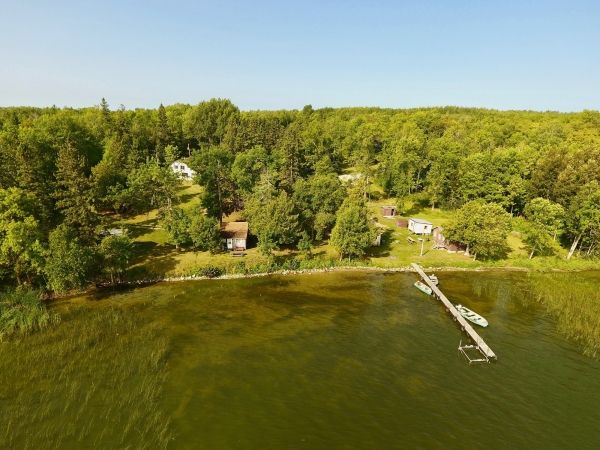 Listing Image #2 - Resort for sale at 66868 Island Lake Rd, Northome MN 56661