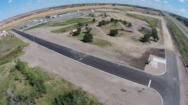 Listing Image #1 - Industrial Park for sale at Lot 1 Block 2 Minot Prairie Industrial Park, Minot ND 58701