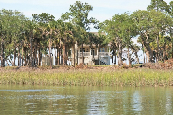 Listing Image #1 - Land for sale at Rose Island, Port Royal SC 29935