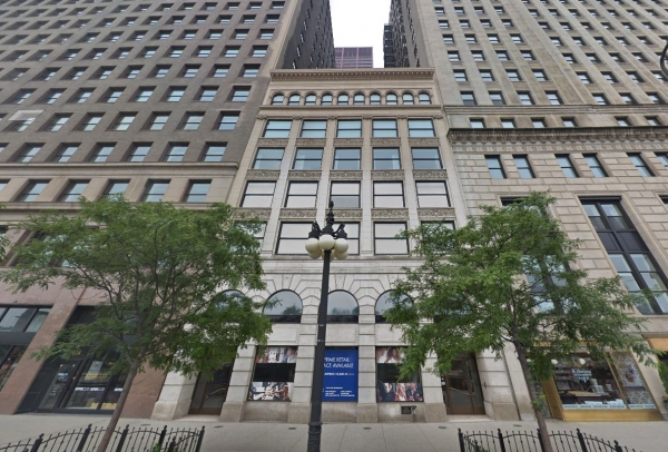 Listing Image #1 - Retail for sale at 320 S. Michigan Ave., Chicago IL 60601