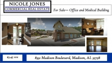 Office for sale in Madison, AL