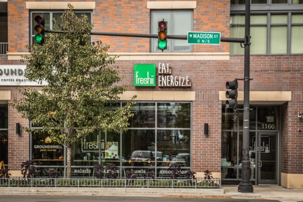 Listing Image #1 - Business for sale at 1164 W. Madison St., Chicago IL 60607