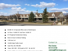 Retail for sale in Lake Zurich, IL