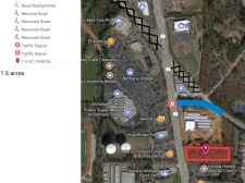 Land for sale in Alpharetta, GA