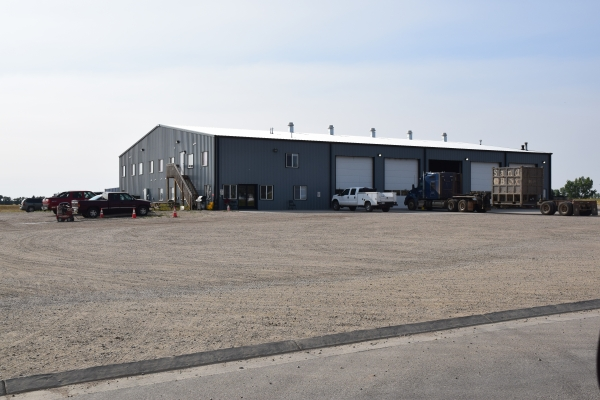 Listing Image #1 - Industrial for sale at 8153 US Hwy 2, Stanley ND 58784
