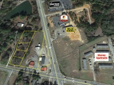 Land for sale in Hawkinsville, GA