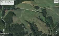 Listing Image #1 - Farm for sale at TBD Reed Creek Rd, Fort Chiswell VA 24360