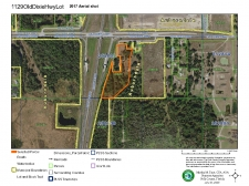 Listing Image #2 - Land for sale at 1129 Old Dixie Highway, Auburndale FL 33823