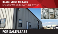 Industrial for sale in Salt Lake City, UT